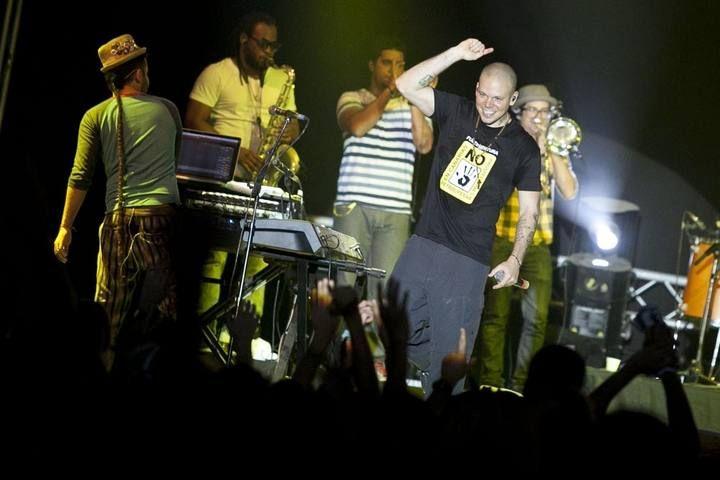 Calle 13 en el Fuerteventura En Música