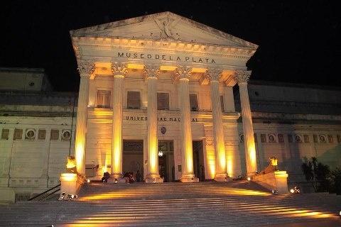 Museo de Ciencias Naturales, Universidad Nacional de La Plata. Buenos Aires. Argentina