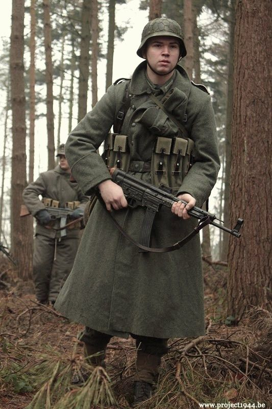 German Volksgrenadiers 1944