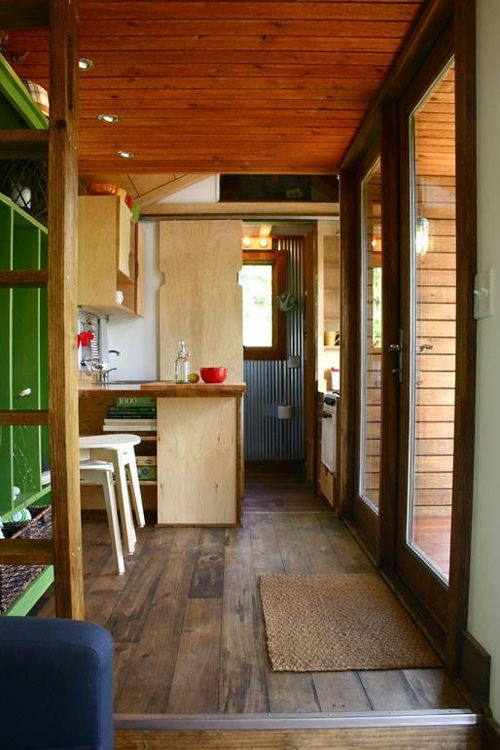 773 Best Images About Fabulous Studio Small Space Apartment Tiny House Design On Pinterest Tiny Living Home And Small Homes