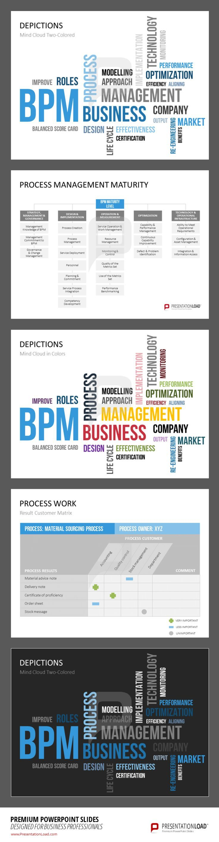 PresentationLoad Process Management PowerPoint Templates http://www.presentationload.com/process-management.html
