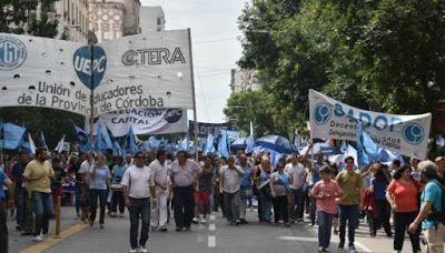 paginas con memoria: NUEVO PARO DOCENTE EN ARGENTINA-TELESUR
