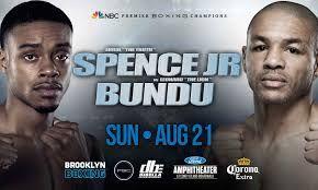 Check out Potshot Boxing's (PSB) latest boxing poll regarding the upcoming Errol Spence, Jr. vs. Leonard Bundu welterweight fight. http://www.potshotboxing.com/errol-spence-vs-leonard-bundu-boxing-poll/