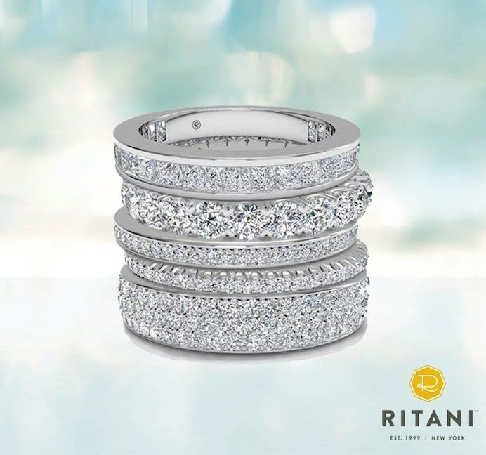 177 best Ritani images on Pinterest Diamond jewelry Halo and