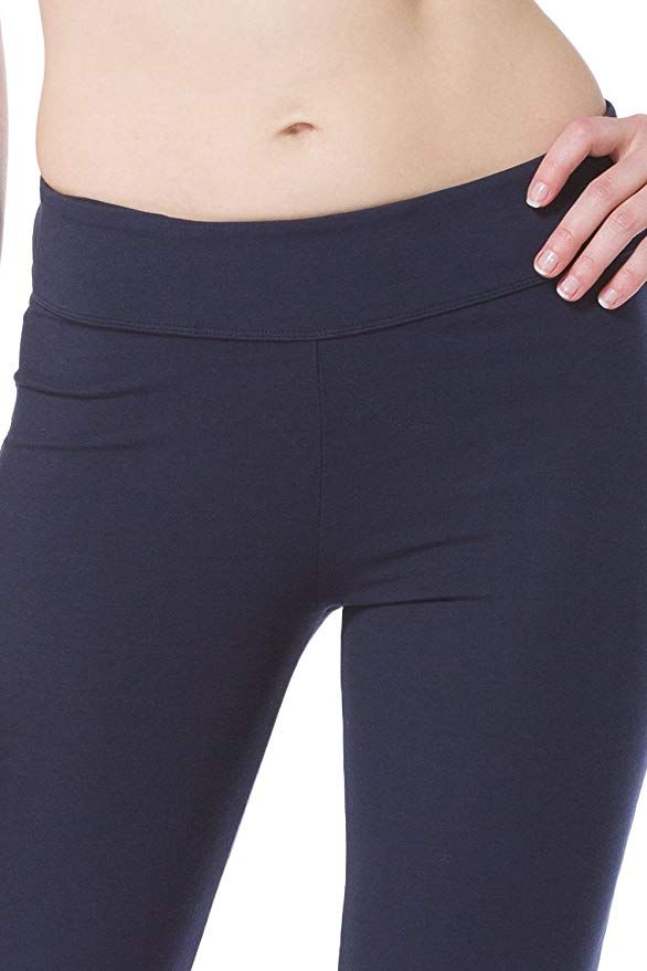 02b3134d6b745 Buy Online Classic Bootleg Athletic Sexy Yoga Dress Pants with Soft,  Breathable and Cozy Fabric