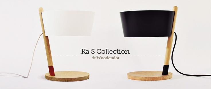 Lámpara de sobremesa Ka S de Woodendot, elaborada artesanalmente en Íscar. Una lámpara ecológica y sostenible.  #woodendot, #lamp, #lampara, #iluminacion, #lights, #lampe, #decoration, #decoracion, #interiorismo, #interiorsim, #home, #leuchte, #ecodesign, #sostenible, #handmade, #artesanal, #ecologica.