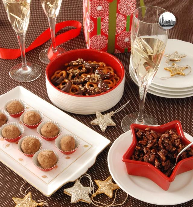Stuzzichini dolci per le feste
