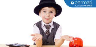 7 Cara Mendidik Anak Mengenai Keuangan