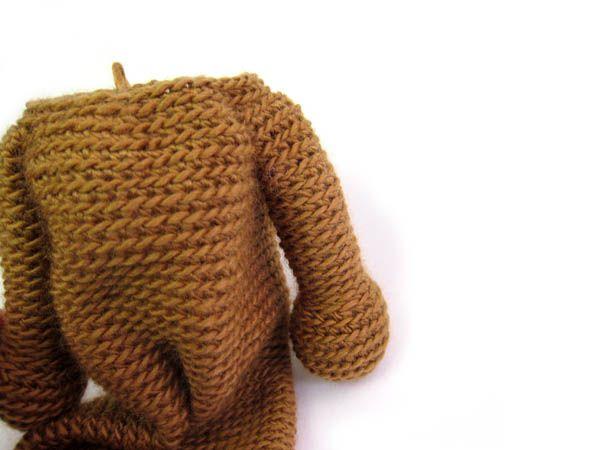 Amigurumi Knitting Tutorial : Loom knitting patterns toys doll amigurumi tiny dolls
