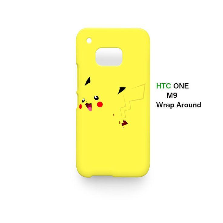 Pokemon Pikachu HTC One M9 Case Cover