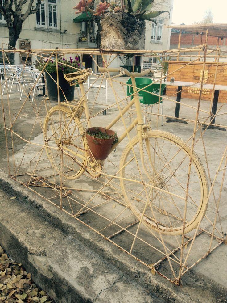 Lisbon Bike Exhibition.