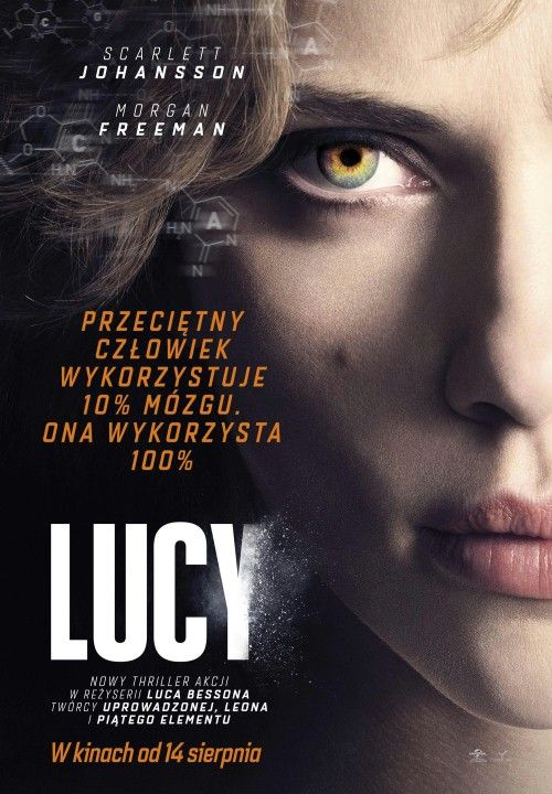 Lucy (2014) - Filmweb