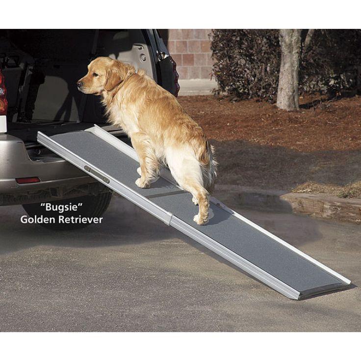 Deluxe XL Telescoping Dog Car Ramp
