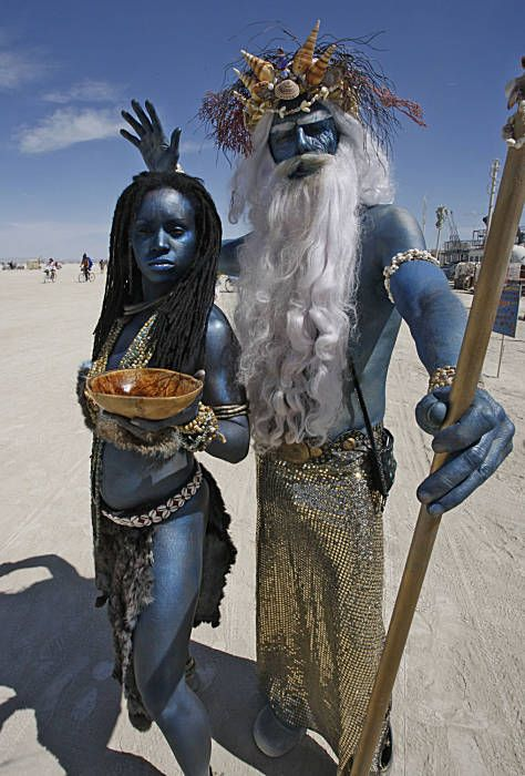Burning Man | AlyZen Moonshadow