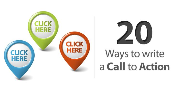 20 Ways to Write a Call to Action