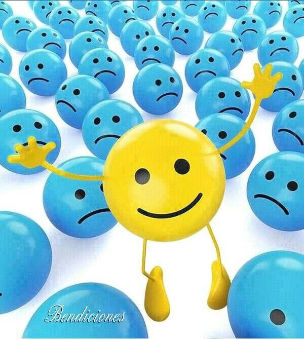 #Dios me creó para ser #alegre y #optimista, así es que hoy le seré muy #obediente. He dicho.