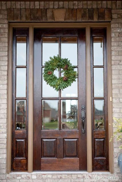 Front Doors With Glass White