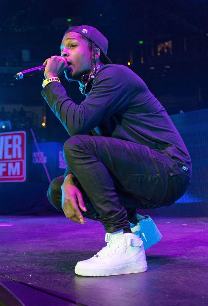 AF1 A$AP Rocky Nike