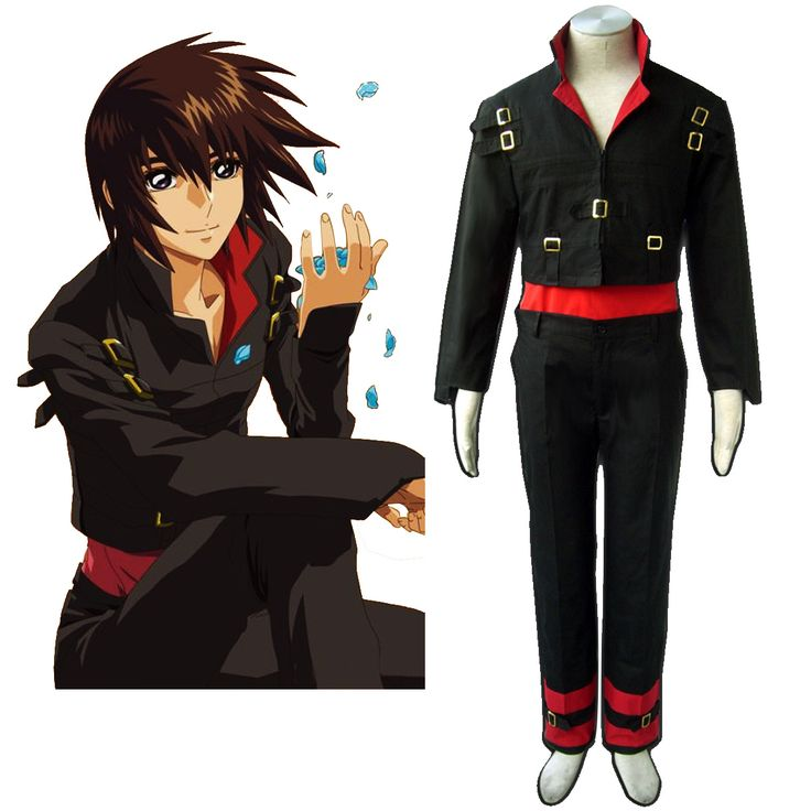 Deluxe Gundam Seed KIRA YAMATO1ST Cosplay Costumes  sc 1 st  Pinterest & 26 best Anime-Gundam Seed Cosplay Costumes images on Pinterest ...