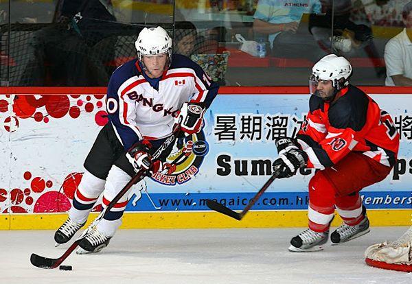 Ice Hockey in Bangkok, Thailand: The local ice hockey movement and the 'Flying Farangs'