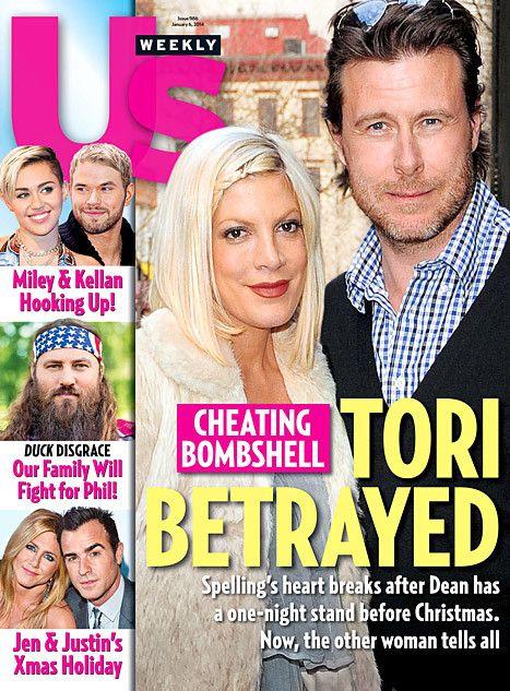 Dean McDermott: Cheating on Tori Spelling With Emily Goodhand!