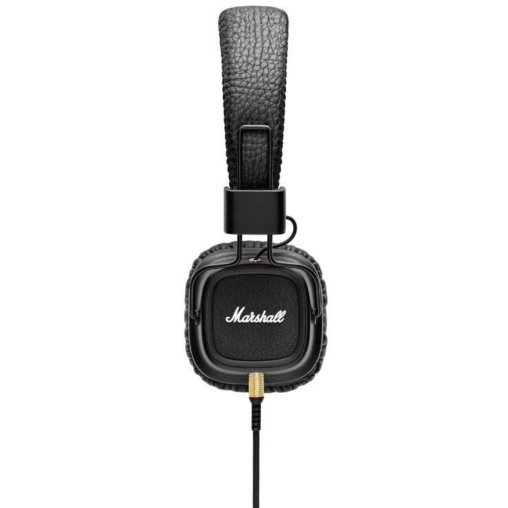 Marshall Major II on-ear hovedtelefoner - sort