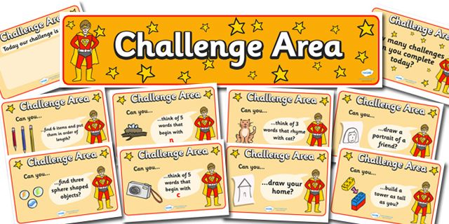 Twinkl Resources >> Challenge Area Pack- Superheroes >> Classroom printables for Pre-School, Kindergarten, Elementary School and beyond! Topics, Superhero, Challenge Area