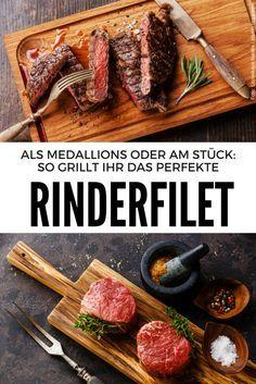 Damit Rinderfilet auf dem Grill zart und saftig wird, braucht ihr nicht nur gutes Fleisch und ein wenig Fingerspitzengefühl. Mit unserer Step-by-Step Anleitung bekommt auch ihr das hin!