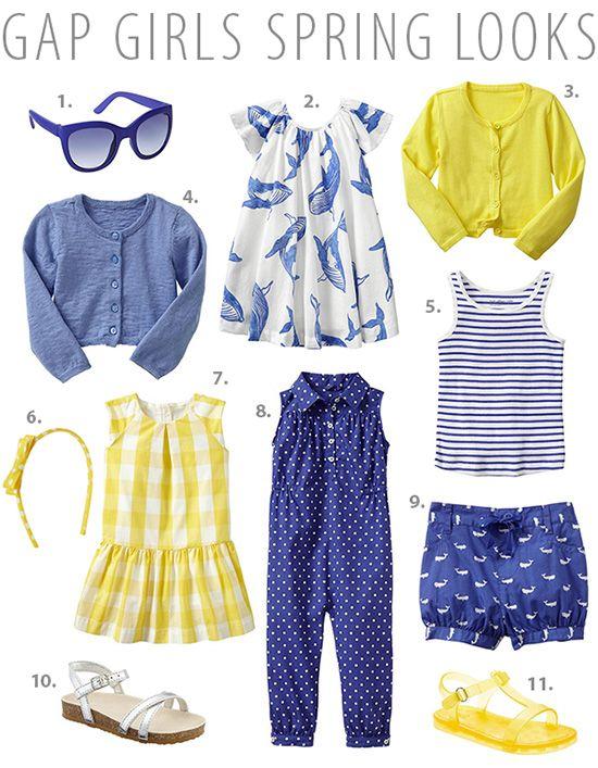 Gap Kids Spring Fashion Show | Sweet Little Peanut