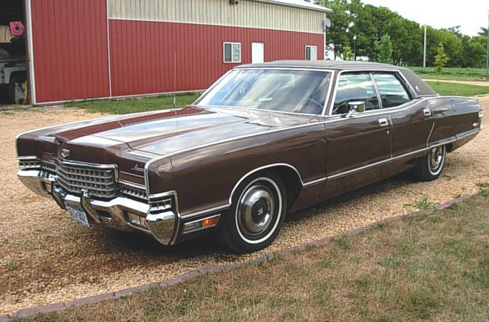Hemmings Find of the Day – 1972 Mercury Marquis Brougham   Hemmings Daily