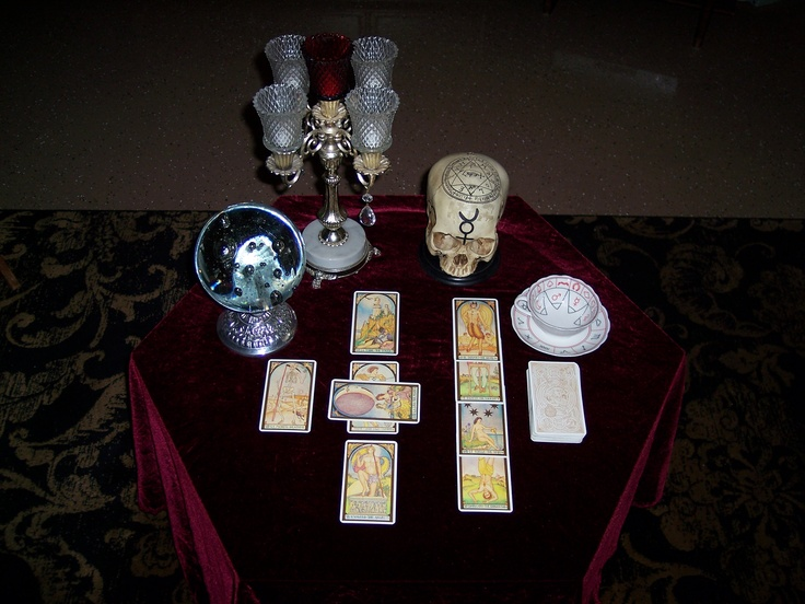 17 Best Images About Fortune Teller Gypsy Seance On