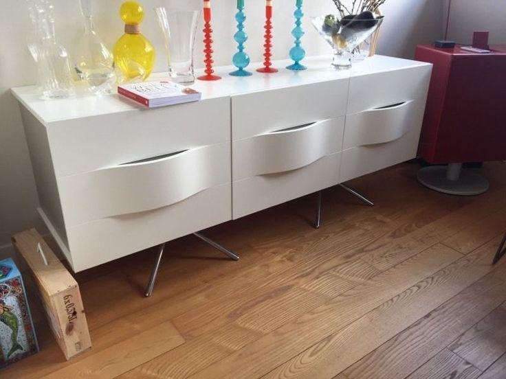 Ottawa - white designer sideboard Sydney