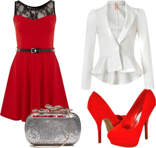 """cinco"" by carla-ng on Polyvore"
