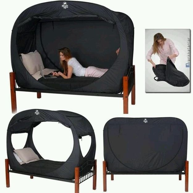 Bed Tent,,,if I went camping again