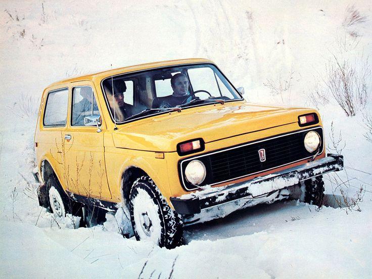 1975 Lada Niva