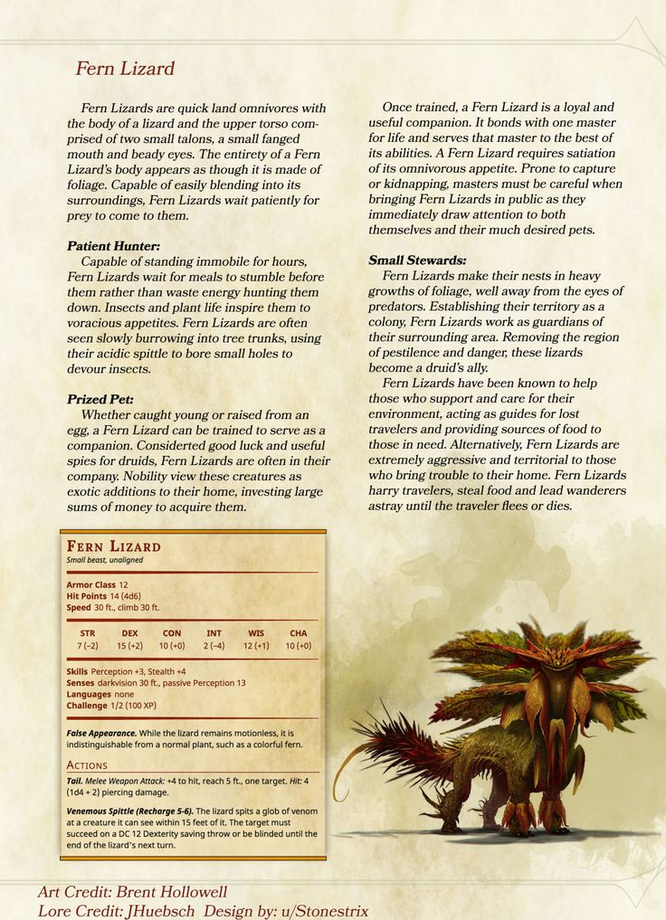 Dnd Rules For Crafting A Clockwork
