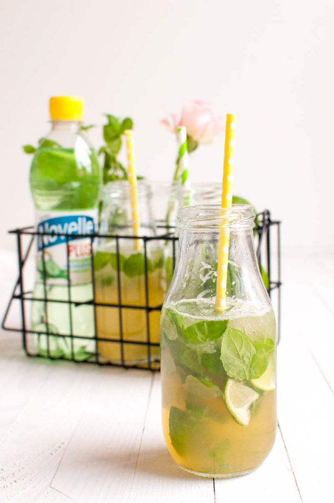 Mojito Mocktail | Unalcoholic | Drink | Beverage