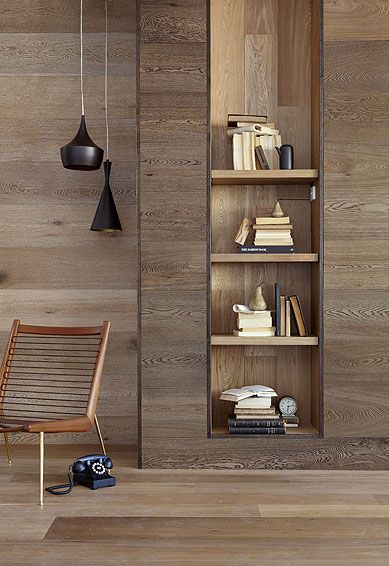 Royal Oak... I am all about space saving and in-built walls. Must do this!
