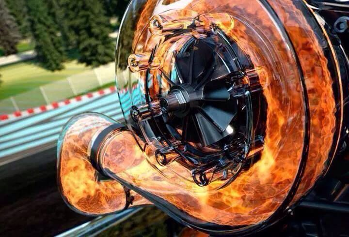 Glass Turbo - I don't know if this is real, but if it is... Freaking awesome