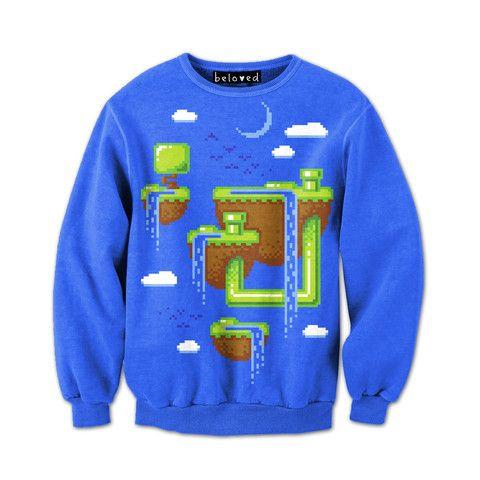 Skyworld Sweatshirt