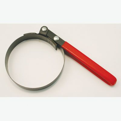 Oil Filter Wrench 2-1/2 inch to 3-1/4 inch Vinyl Coated Handle