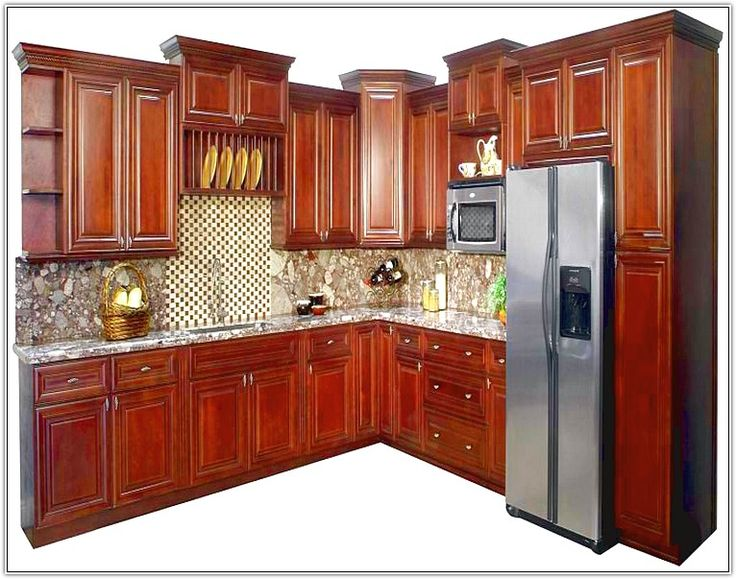 Cherrywood Color Paint Home Depot For Kitchen