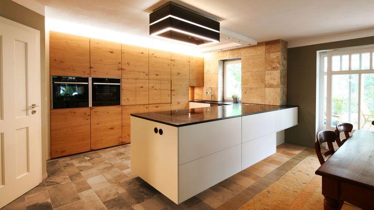 Schreinerküchen nach Maß, wir gestalten und fertigen Ihre Traum Schreinerküche mit passendem Esszimmer - Held Schreinerei   Interior Design Freising München
