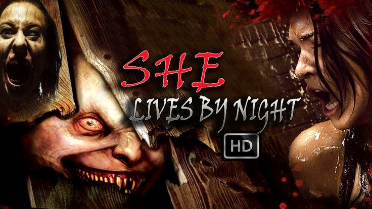 She Lives By Night | Hollywood Horror Movie | Full HD Hindi Dubbed Holly...