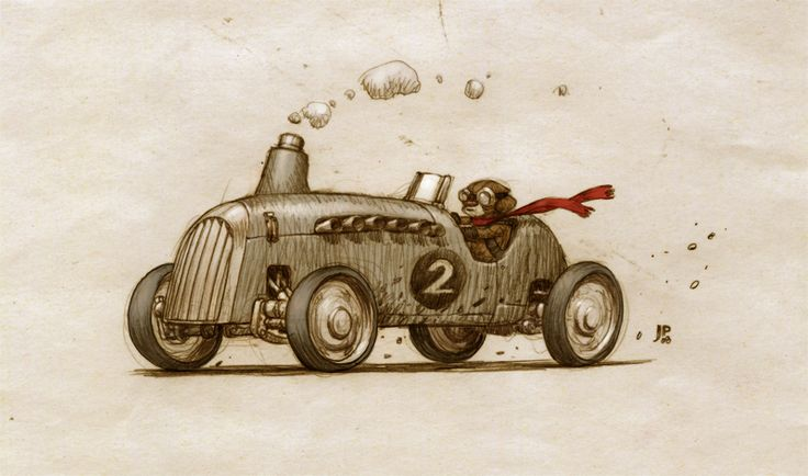 Racer 01 by ~JakeParker on deviantART