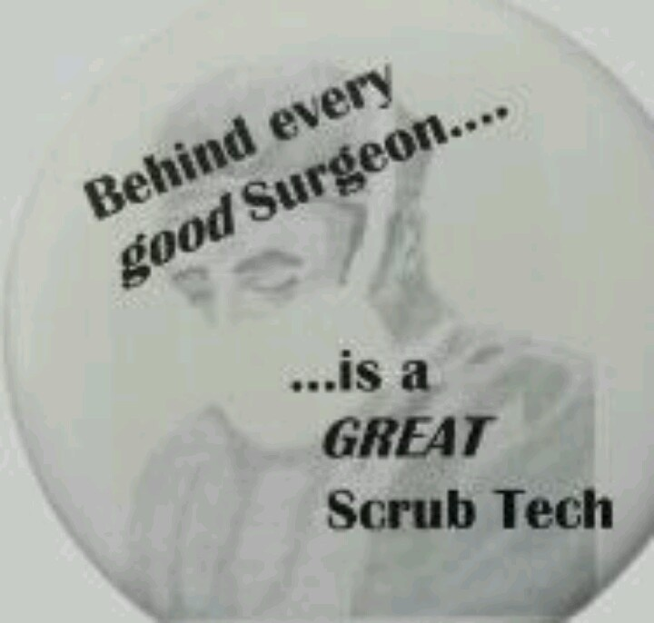 Happy Surgical Tech Week!!!!