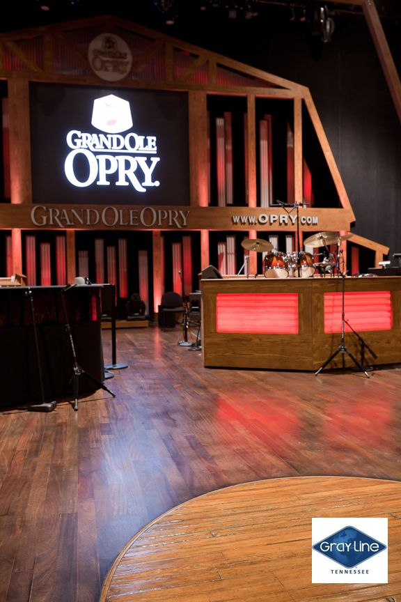 Grand Ole Opry - Grand Legends Tour http://graylinetn.com/grand-legends/