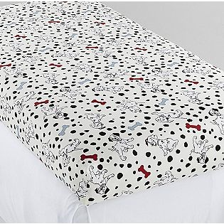 Disney -Newborns 101 Dalmatians Fitted Crib Sheet