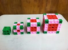 Painted Cubes rich task, probability, surface area, volume, writing express ions