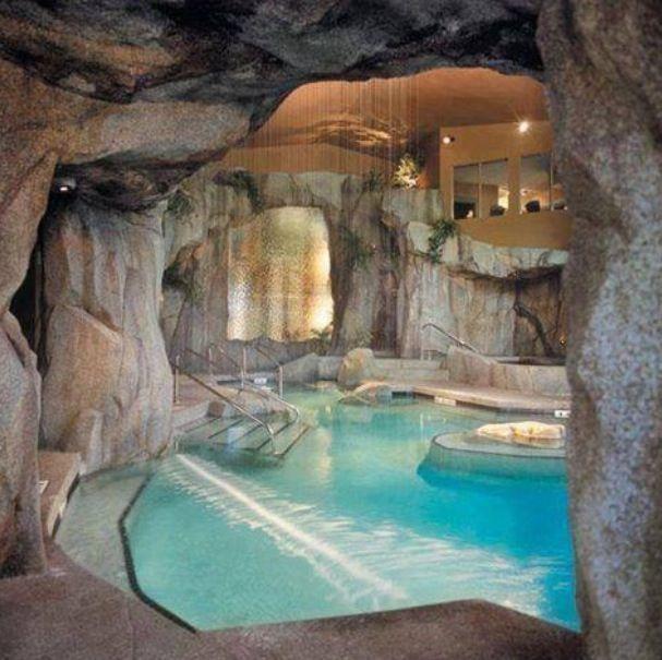 The Grotto Spa at Tigh-Na-Mara Seaside Spa Resort (Western Canada)